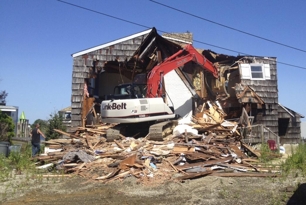 Nj Residential Demolition New Jersey Residential